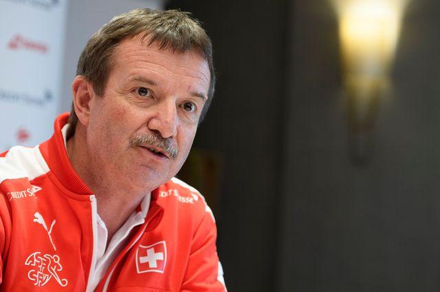 Pierre-Etienne Fournier a débuté dans le giron du football national en 1996 comme médecin de la sélection M15. [Keystone]