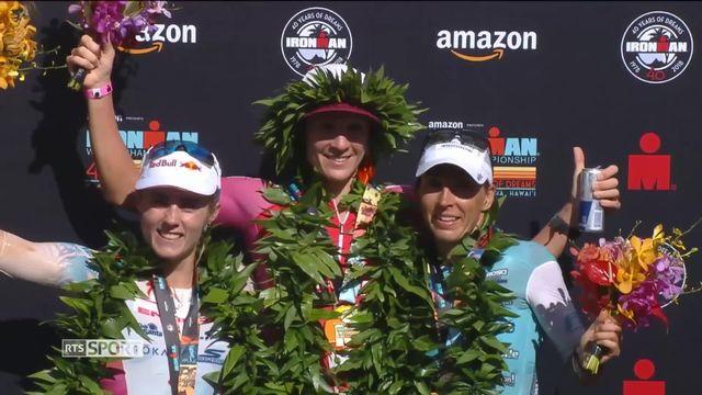 Ironman, Hawaï: Daniela Ryf (SUI) pulvérise son propre record [RTS]