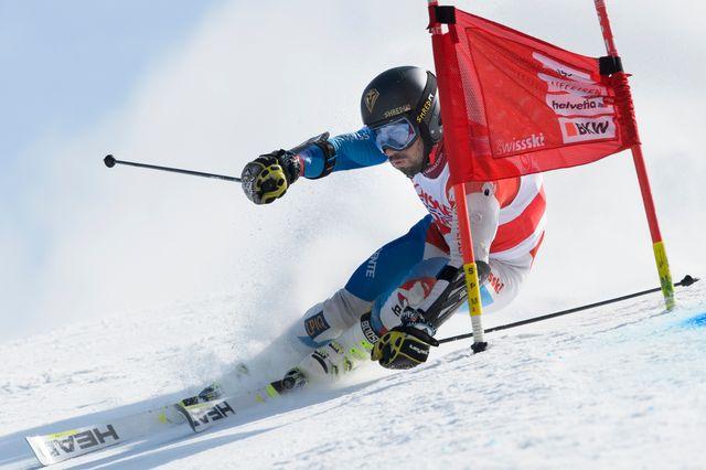 Ski alpin, coupe du monde, géant messieurs, Garmisch-Partenkirschen [Anthony Anex - Keystone]