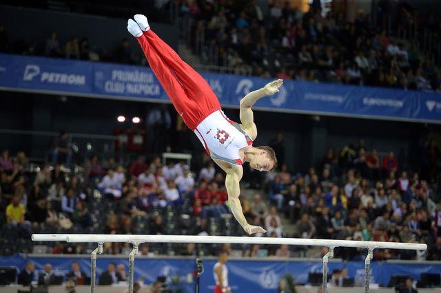 Championnats du monde gymnastique artistique Doha [MIRCEA ROSCA - Keystone]