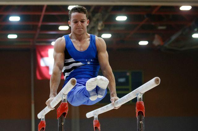 Championnats du monde gymnastique artistique Doha [Salvatore Di Nolfi - Keystone]