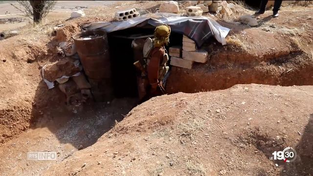 Syrie: Mise en place d'une zone tampon démilitarisée dans la province d'Idleb [RTS]