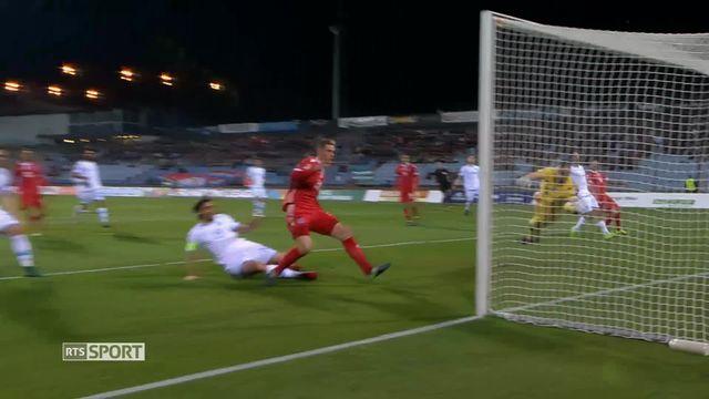 Ligues B, C et D: la Bosnie s'impose, le Luxembourg et la Finlande également [RTS]