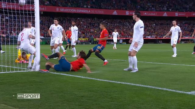 Gr.4, Espagne – Angleterre (2-3): l'Angleterre douche l'Espagne lors d'un match fou [RTS]