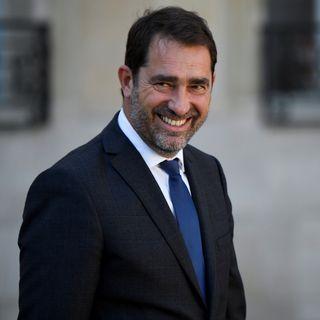 Christophe Castaner est nommé ministre de l'Intérieur français en remplacement de Gérard Collomb [Eric Feferberg - AFP]