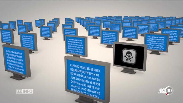 La blockchain, une technologie anti piratage qui permet notamment d'authentifier les certificats universitaires [RTS]