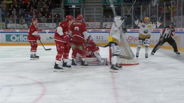 Hockey: Résuumé de Lausanne - Ambri [RTS]