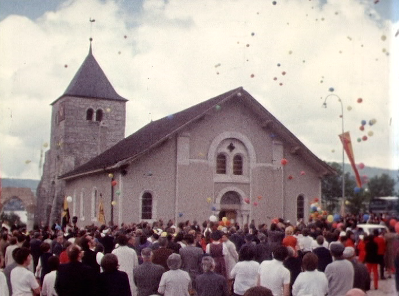 L'Abbaye a 400 ans