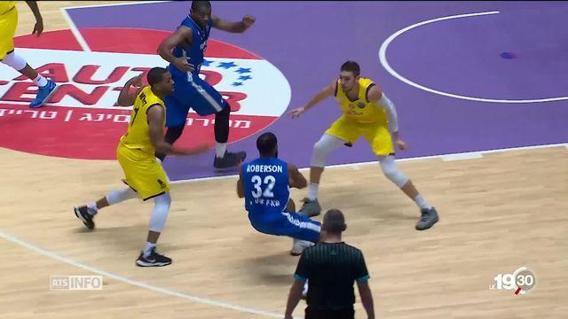 Basketball: Fribourg joue à nouveau en Champions League. Cela génère des dépenses supplémentaires. [RTS]