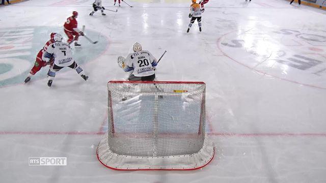 Hockey: Résumé Fribourg - Lausanne [RTS]