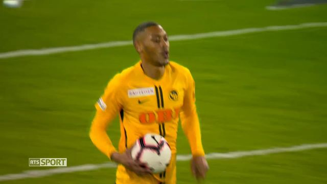 Football: Suoer League, Zurich - Young Boys (3-3) [RTS]