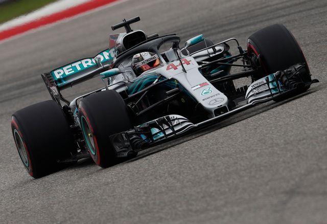 Hamilton a signé la 81e pole position de sa carrière. [Larry W. Smith - Keystone]