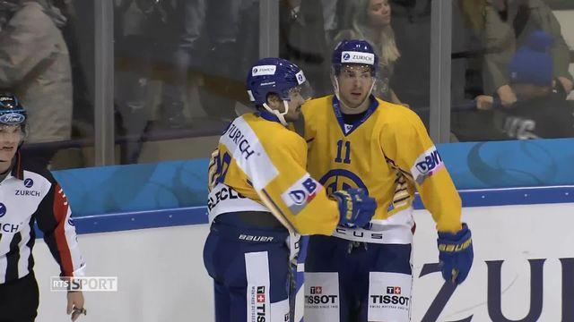 Hockey, Coupe de Suisse, 1-8 de finale: Chaux-de-Fonds - Davos (1-3) & résultats [RTS]