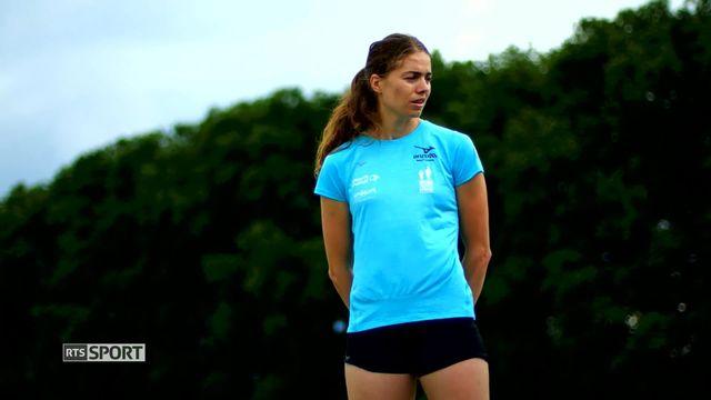 Le mag: Céline van Till [RTS]