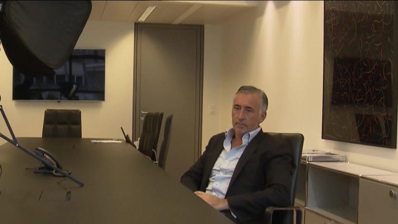 Qui est au juste Eric Arnoux, promoteur immobilier sous enquête de la justice genevoise? entretien exclusif de Yann Dieuaide [RTS]