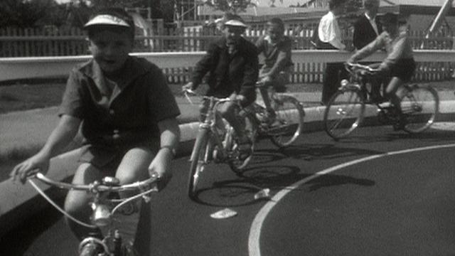 Un permis pour cyclistes, 1962 [RTS]
