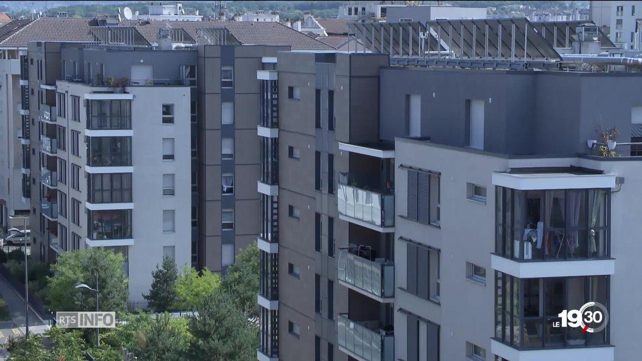 Les logements inhabités se multiplient dans les régions périphériques. Une étude confirme cette tendance. [RTS]