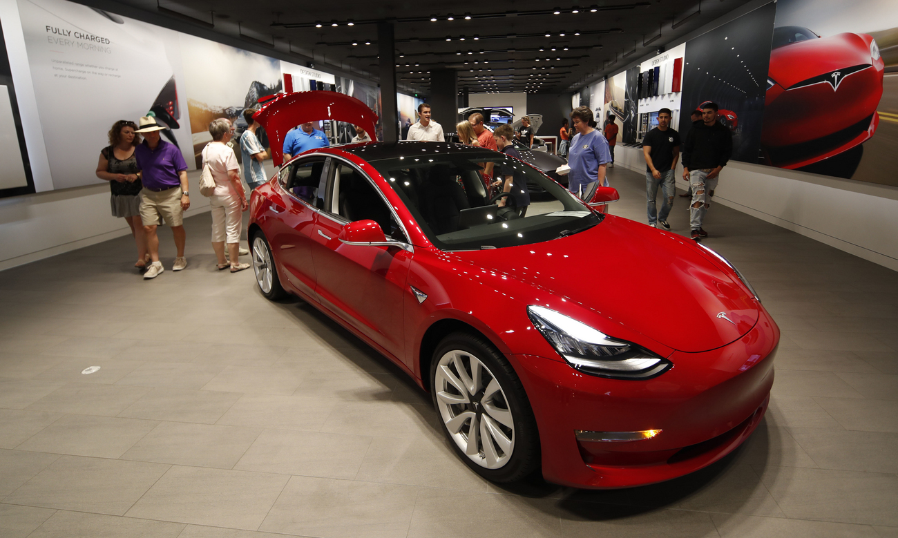 Le Model 3 est censé transformer Tesla en producteur de masse.