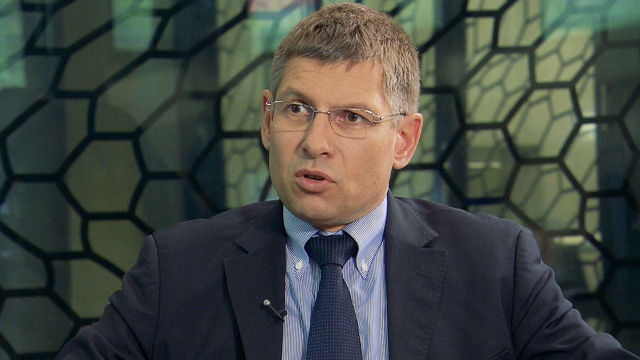 Fabrice Balanche, spécialiste de la Syrie. [RTS]