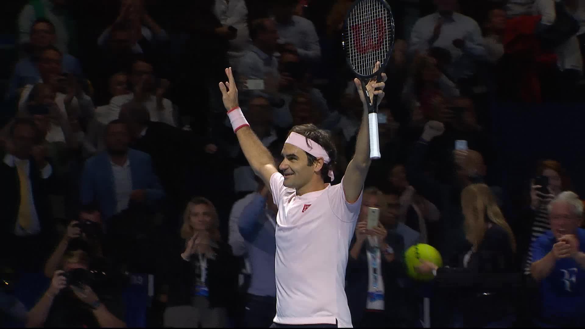 ATP - Bâle : Federer remporte son 9e titre à la maison