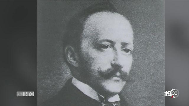 Mort il y a 100 ans, le haut-valaisan César Ritz est à l'origine de l'hôtellerie de luxe [RTS]