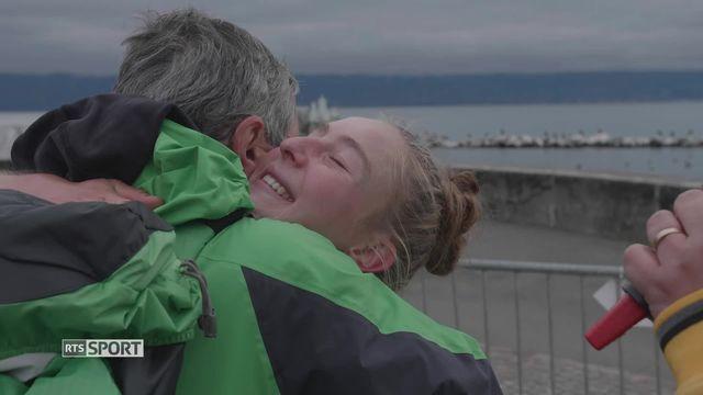 Marathon de Lausanne: Troxler 2e du marathon, Hrebec 2e du semi-marathon [RTS]