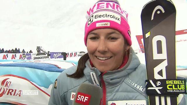Ski alpin: premier Géant masculin de la saison annulé, bons résultats pour les Suissesses malgré des conditions compliquées [RTS]