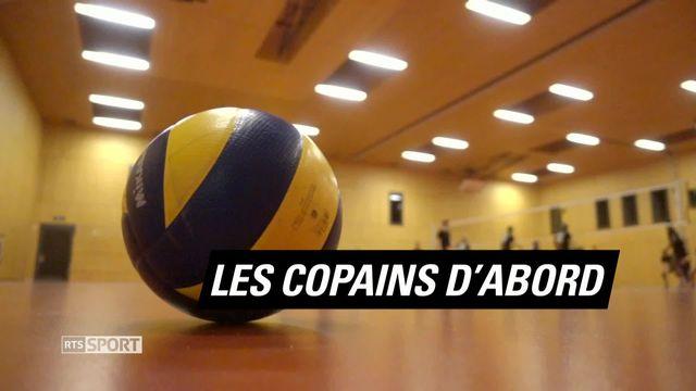 Le Mag: le VBC Fully découvre la Ligue Nationale B [RTS]