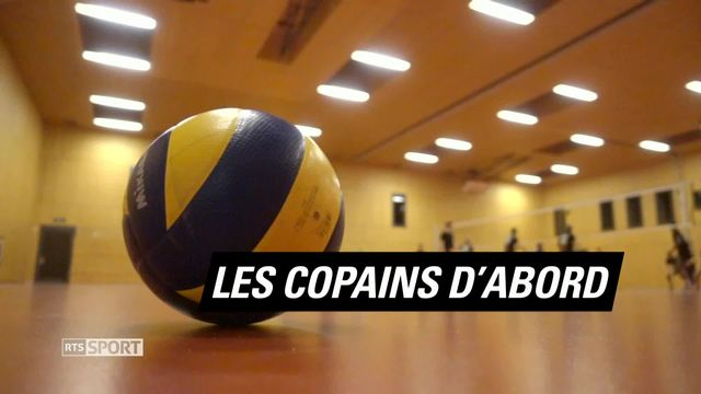 Le Mag: le VBC Fully découvre la Ligue Nationale B [RTS]