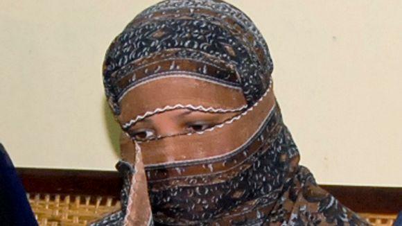 La Pakistanaise chrétienne Asia Bibi a obtenu l'asile au Canada 9958467
