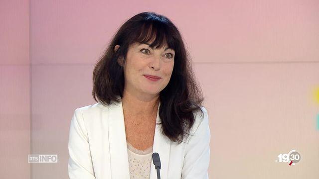 Géraldine Savary s'explique sur ses liens avec Frederik Paulsen [RTS]