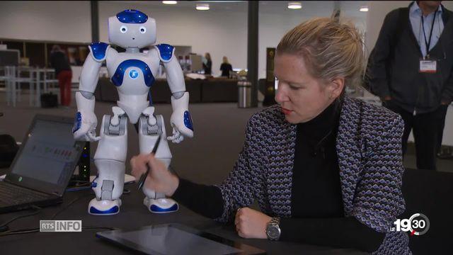 Grande révolution de l'emploi. Les robots vont remplacer un million d'emplois dans les douze ans qui viennent. [RTS]