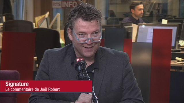 Signature de Joël Robert (vidéo) - Infantino: Le businessman du foot mondial [RTS]