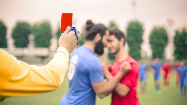 Quelles sanctions dans le football amateur? [olly - Fotolia]