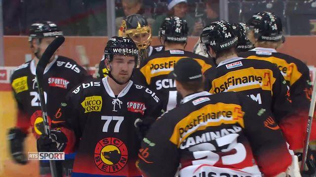 National League, 16e journée: Berne - Rapperswil (3-1) [RTS]