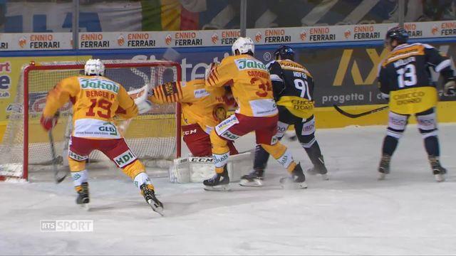 National League, 16e journée: Ambri - Langnau (2-4) [RTS]