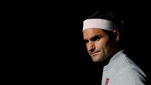Federer défiera Djokovic pour la 47e fois samedi après-midi. [Ian Langsdon - Keystone]
