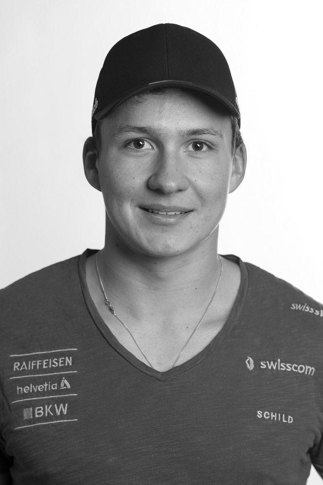Barandun faisait partie des espoirs de Swiss-Ski. [Peter Schneider - Keystone]