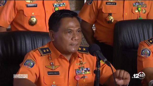 Indonésie: Un avion de la compagnie low cost Lion Air s'est abîmé en mer. 189 personnes étaient à bord. [RTS]