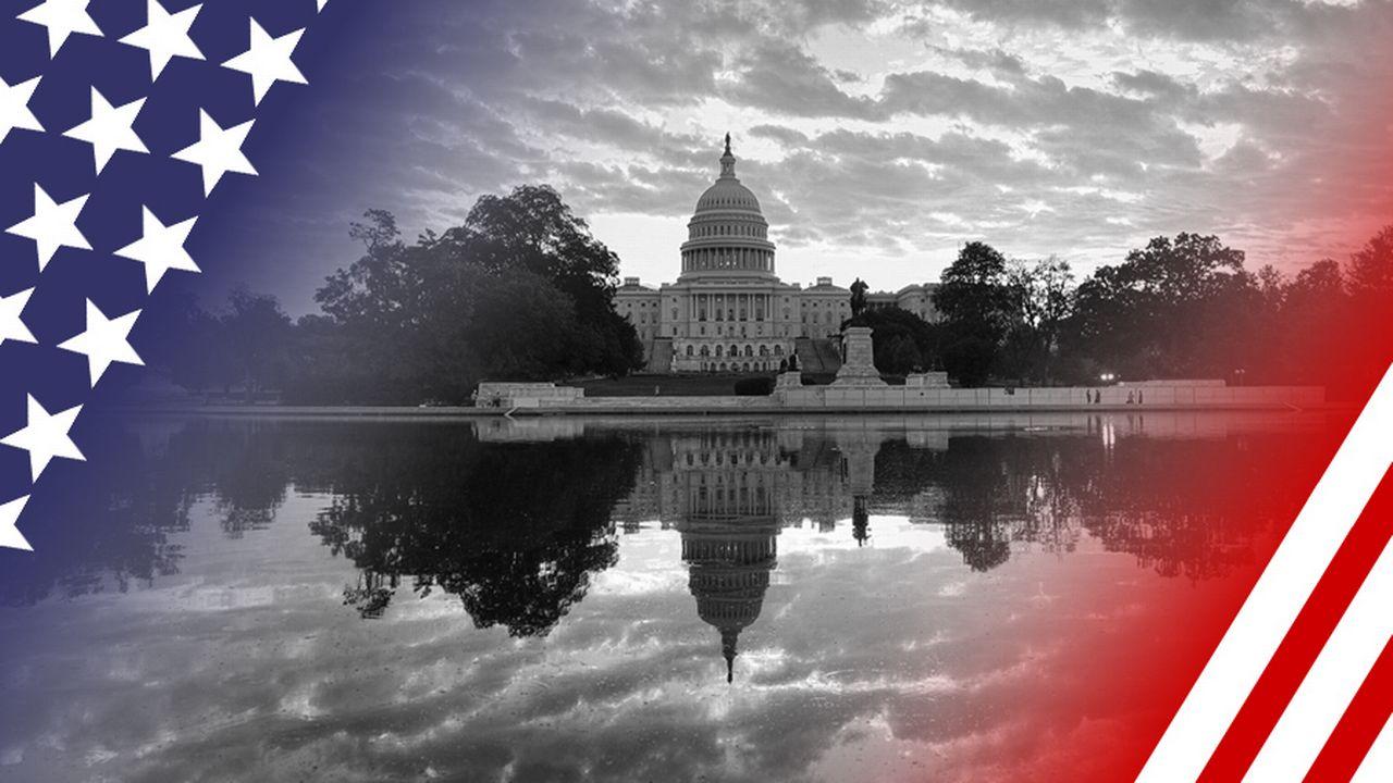 Une vue du Capitole à Washington. [AP/Scott Applewhite - Keystone]