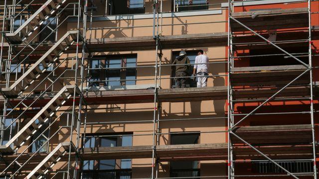 Neuchâtel a décidé de soutenir la construction de logements à prix coûtant. [Lothar Ferstl - Keystone/DPA]