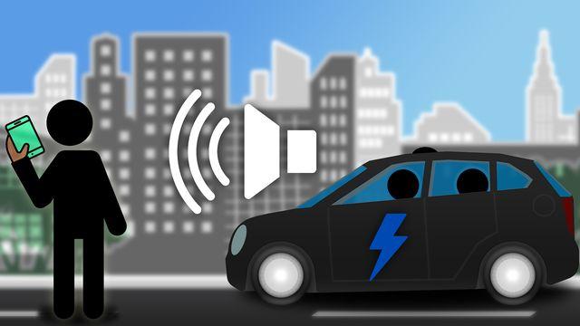 Les véhicules électriques devront faire du bruit dès 2019, une mesure qui s'applique aux voitures à pile à combustible et aux voitures hybrides.  [fotohansel - Fotolia]