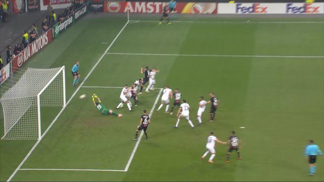 4ème journée, Bayer Leverkusen - FC Zurich (1-0): 60e Jedvaj ouvre le score [RTS]