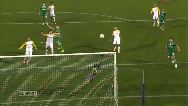 4ème journée, Ludogorets - Larnaca (0-0): le résumé du match [RTS]