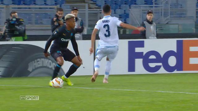 4ème journée, Lazio - Marseille (2-1): le résumé du match [RTS]