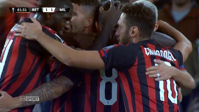 4ème journée, Betis Séville - Milan AC (1-1): le résumé du match [RTS]