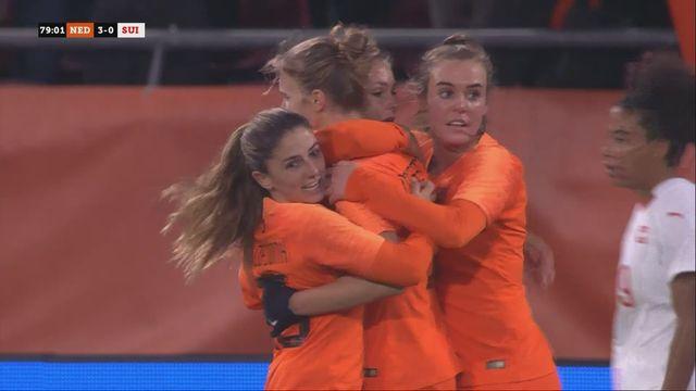 Barrage, Pays-Bas - Suisse (0-0): tous les buts de la rencontre [RTS]