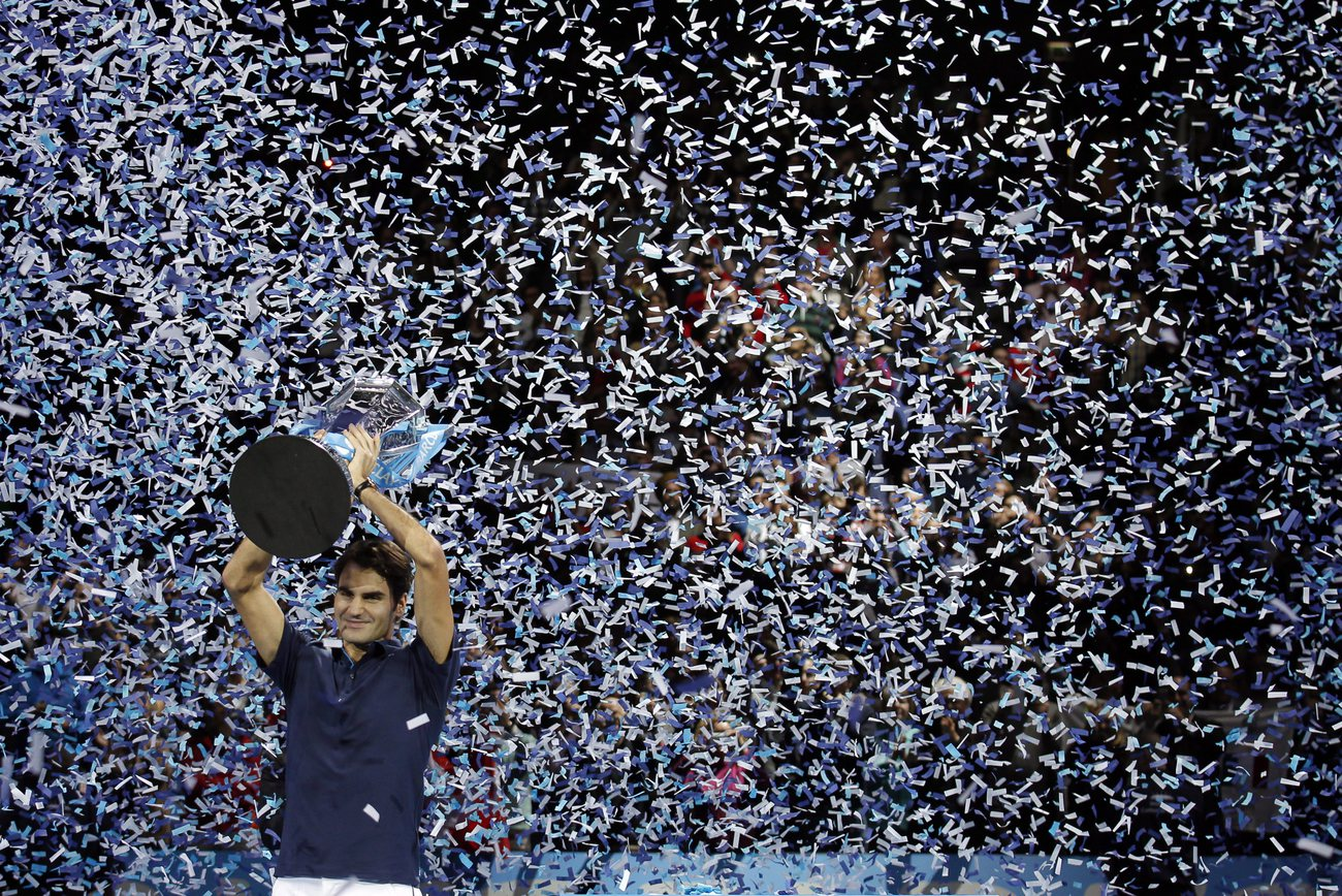 Masters de Londres: Anderson balaie Nishikori en 66 minutes