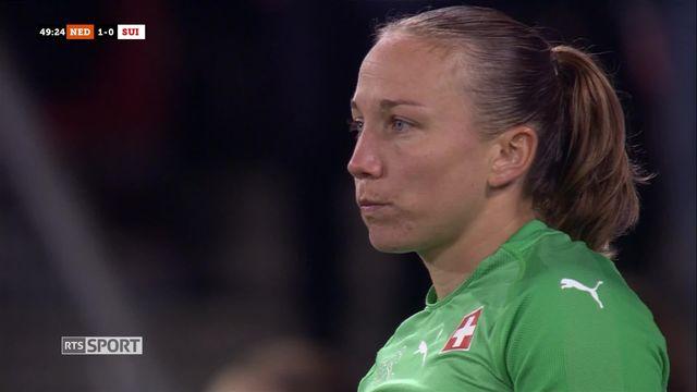 Coupe du monde féminine de football: Pays-bas - Suisse (3-0) [RTS]