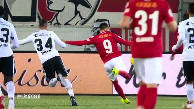 Super league, 14e journée: Thoune - Bale (4-2) [RTS]